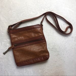 Brown The Sak Satchel